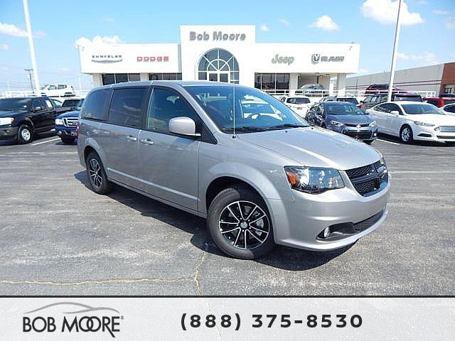 New 2019 Dodge Grand Caravan Se Passenger Van In Tulsa Kr502799