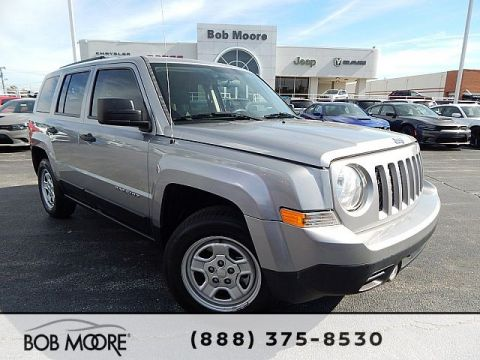 Certified Pre-Owned 2015 Jeep Patriot Sport