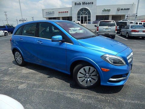 Pre-Owned 2015 Mercedes-Benz B-Class B 250e